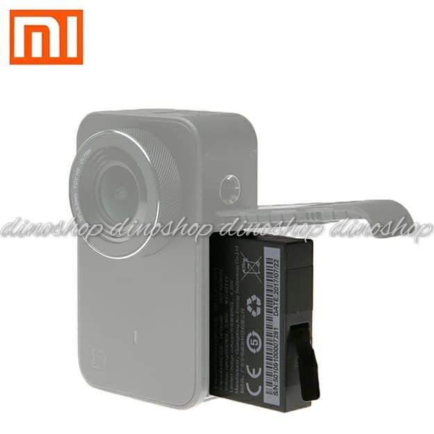 Kingma Set Komplit Battery / Baterai Charger for Xiaomi Mijia Cam 4K