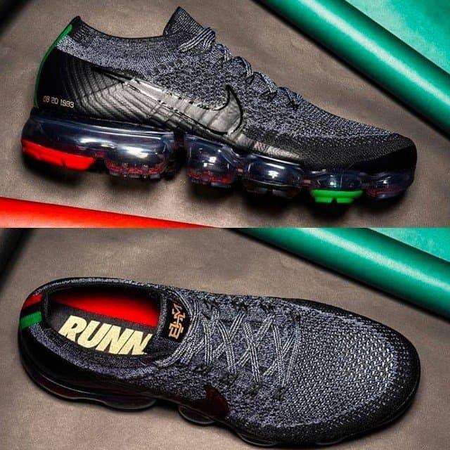 sale retailer aa92d 32ffa Jual sepatu nike vapormax-bhm black grey original quality - Jakarta Selatan  - treashoes   Tokopedia