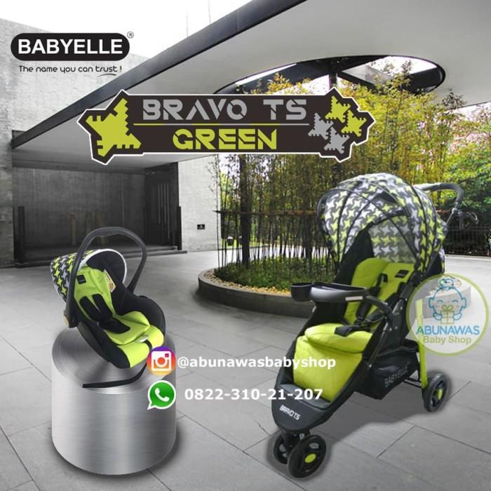 harga Baby stroller kereta dorong bayi babyelle bravo ts travel system s-503 Tokopedia.com