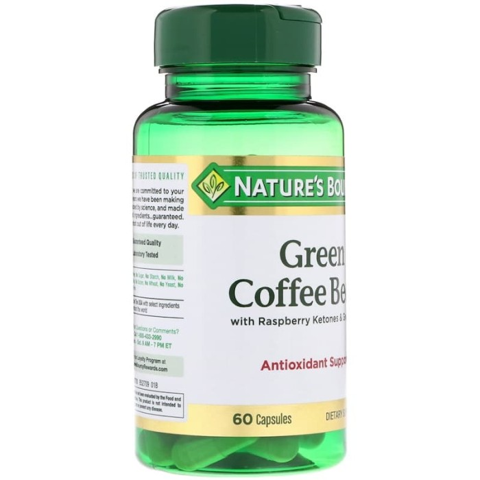 016ed5239217 Jual Green Coffee Bean with Raspberry Ketones   Green Tea