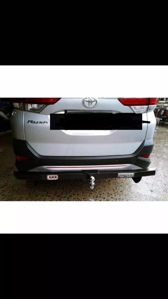 harga Towing bar besi bumper belakang arb mobil all new rush 2018 Tokopedia.com