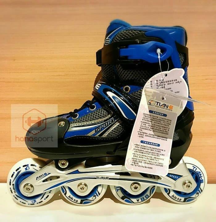 Sepatu Roda Inline Skate Sepaturoda Fengshen Biru Terlaris. Source · Sepatu  Roda Anak Murah Karet 55e27592cc