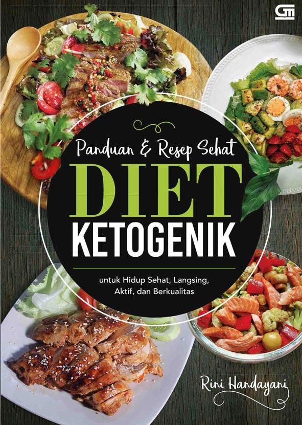 harga Diet ketogenik: panduan & resep sehat Tokopedia.com