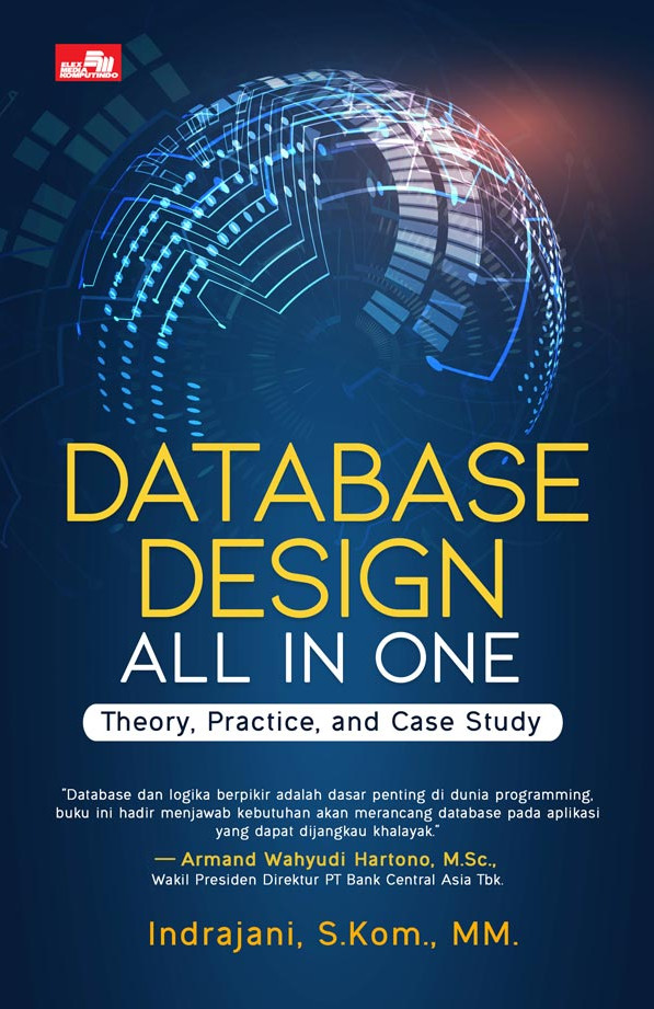 harga Database design all in one: theory practice and case study Tokopedia.com