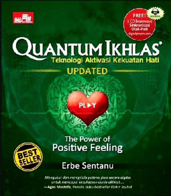 harga Quantum ikhlas updated + cd Tokopedia.com
