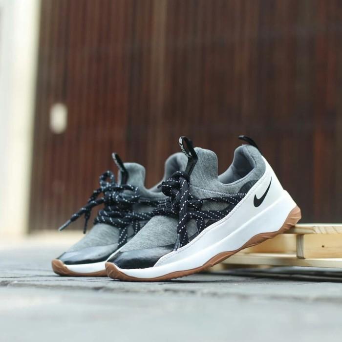 Jual sepatu sneakers nike city loop abu putih cewek women wanita 37 ... 8d90da323b