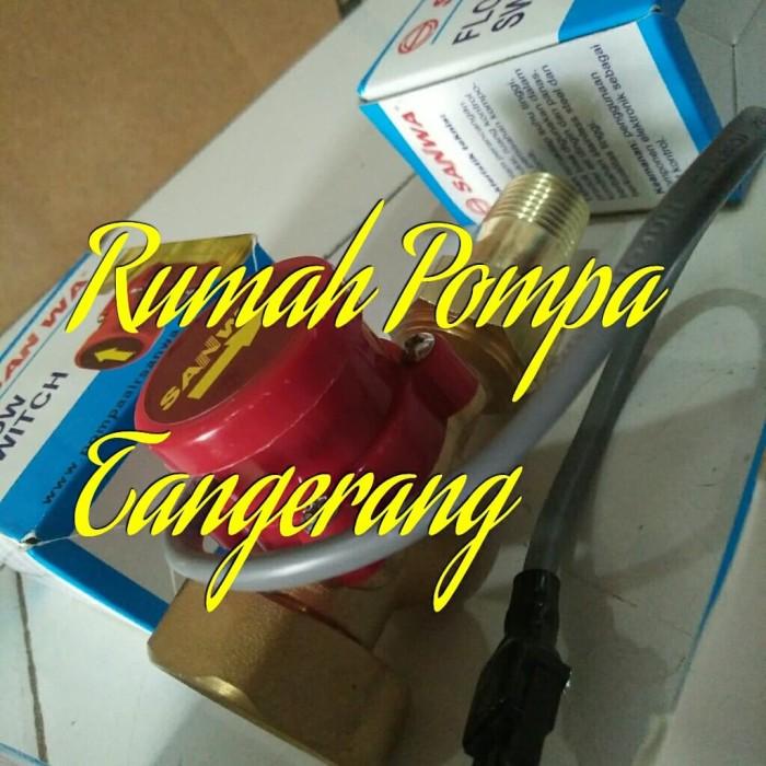 harga Otomatis pompa air dorong flow switch sanwa. Tokopedia.com