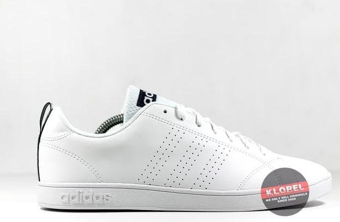 ... shopping good quality adidas neo advantage clean white black stripe original c6774 84e44