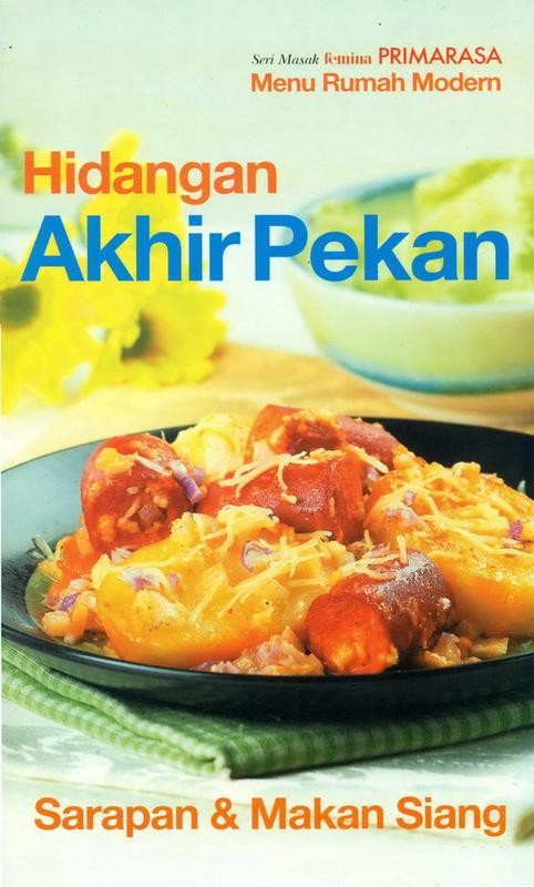Promo Seri Masak Primarasa Menu Rumah Modern Hidangan Akhir Pekan Jakarta Timur Primarasa Tokopedia
