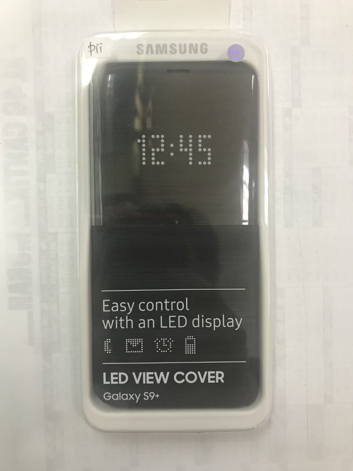 best authentic b1633 b922f Jual LED View Cover Samsung Galaxy S9 plus Original Murah - Jakarta Barat -  hijau_grosiran | Tokopedia