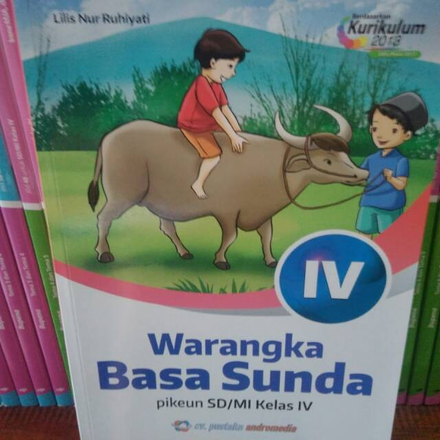 Jual Buku Warangka Basa Sunda Sd Kelas 4 K13 Original Kota Depok Gronya Tokopedia
