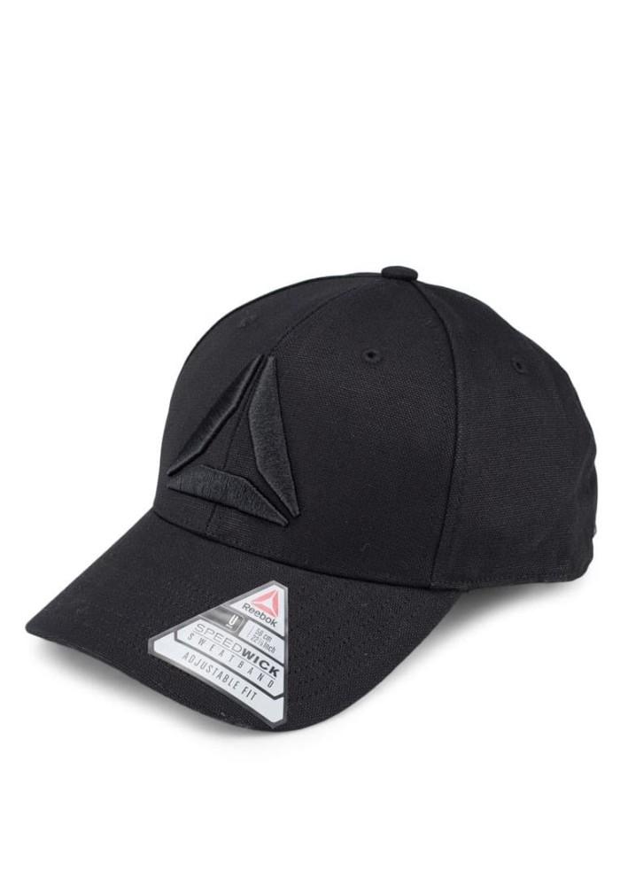 harga Original topi import training act enh baseball cap reebok black  Tokopedia.com a5371a94fb