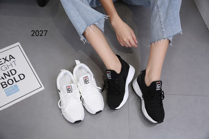 Jual Sepatu Batam Fashion FILA Sneakers 2027 50 Kota Batam SepatuBatamTermurah | Tokopedia
