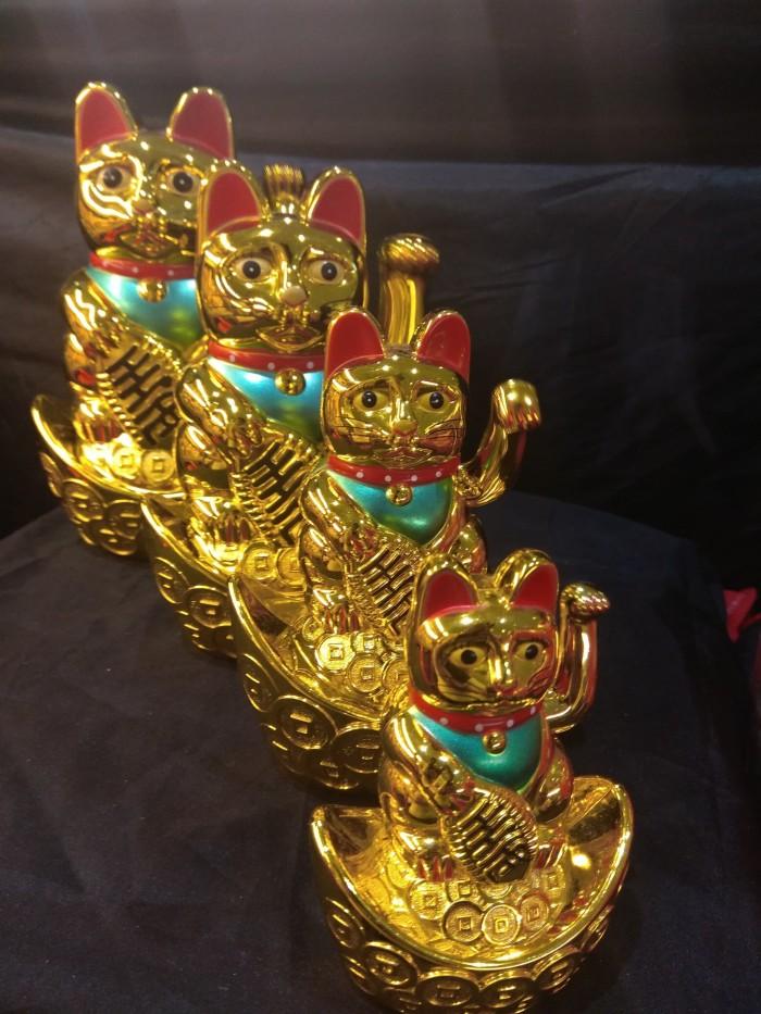 harga Kucing hoki yenpao m 14cm Tokopedia.com