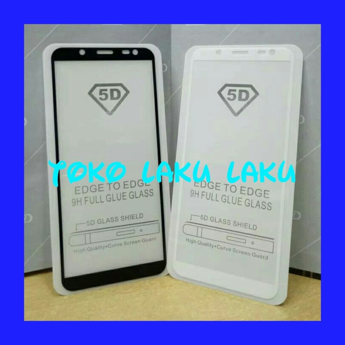 harga Screen protector samsung j4 2018 5d full glue Tokopedia.com