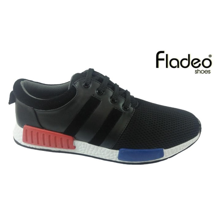 Jual Fladeo D18 Cmsc23 Ah Sepatu Pria Simply Casual Shoes