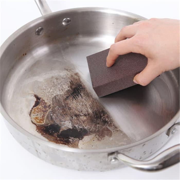 Làm sạch rỉ sét đồ dùng inox đơn giản, hiệu quả, nhanh chóng