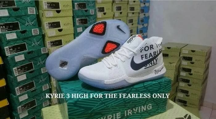 05b1f0a6062 Jual Best Seller sepatu basket nike kyrie 3 for the fearless only ...