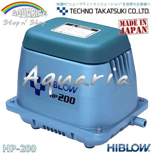 harga Techno takatsuki hp-200 pompa udara hiblow air pump japan Tokopedia.com