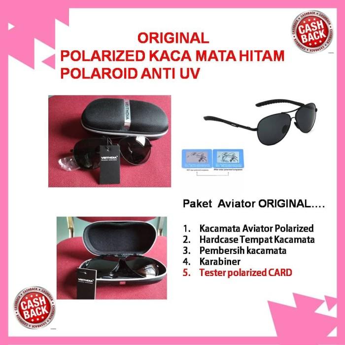 Jual Veithdia Kacamata Aviator Polarized Sunglasses - TINA Murah ... 9d038b6c7d