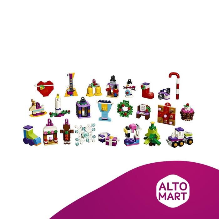 Jual Lego Friends 41353 Friends Advent Calendar Alto Mart Tokopedia