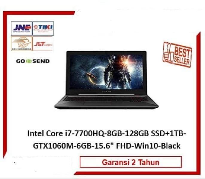 harga Asus fx503vm-gaming hdd + ssd gtx1060 murah !! Tokopedia.com