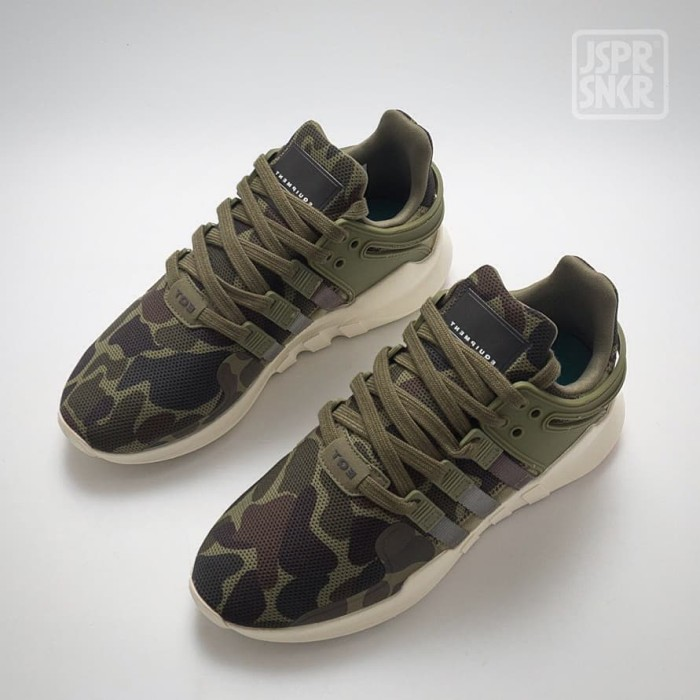 online store aae80 d1b46 Jual Adidas EQT Support ADV - Olive Camo - Kota Bandung - Jasper Sneakerz |  Tokopedia
