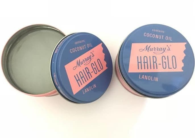 DIJUAL POMADE MURRAYS HAIR GLO OIL BASED 3 OZ + FREE SISIR SAKU SUDAH