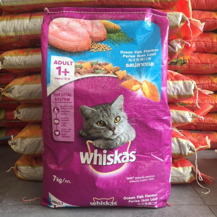 Jual Makanan Kucing Whiskas 7kg Jakarta Utara Kucingbilly