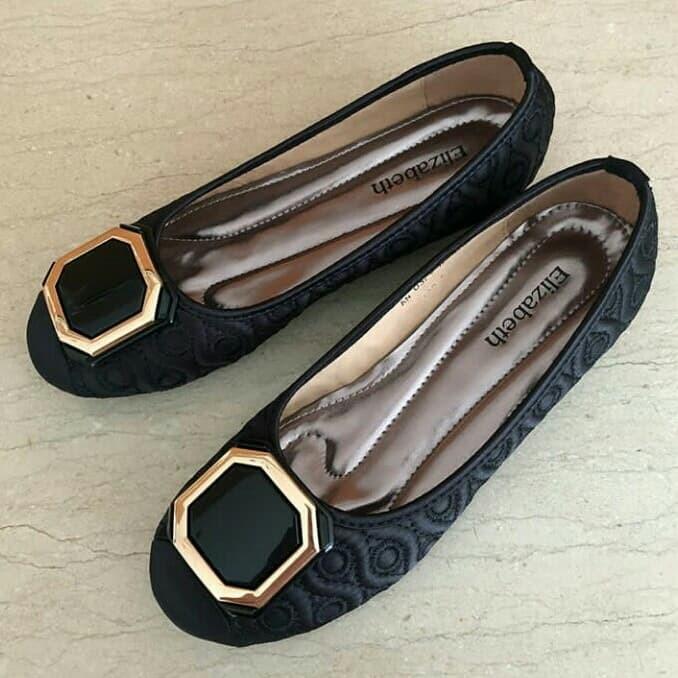 Jual Sepatu Elizabeth Kab Pati Leeda Store Tokopedia