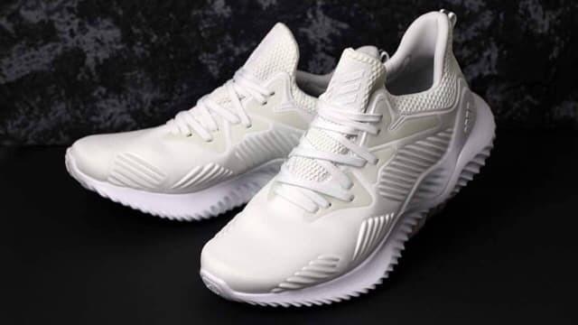 9a05525000f6d Jual Sepatu Adidas Alphabounce Beyond Triple White Premium Quality ...