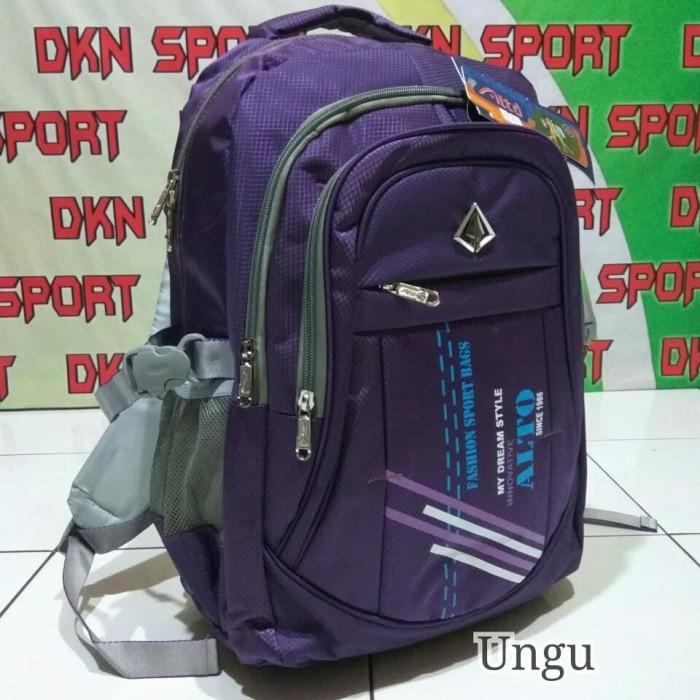 Jual tas ransel anak sekolah Alto import murah - Orange - DKNsport ... 7da686fac3