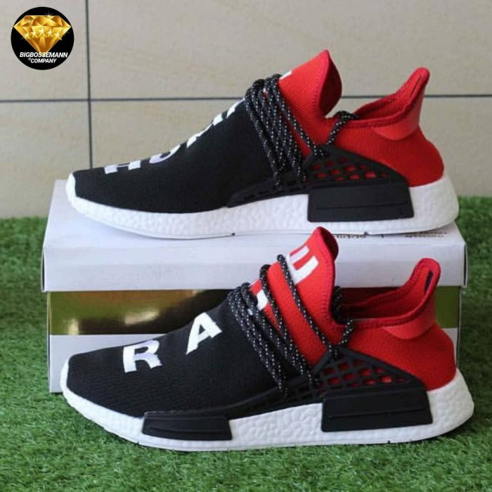 wholesale dealer 5e9cf 52b0c Jual ADIDAS NMD RUNNER HUMAN RACE RED BLACK - Jakarta Utara -  Jakartakick.id | Tokopedia