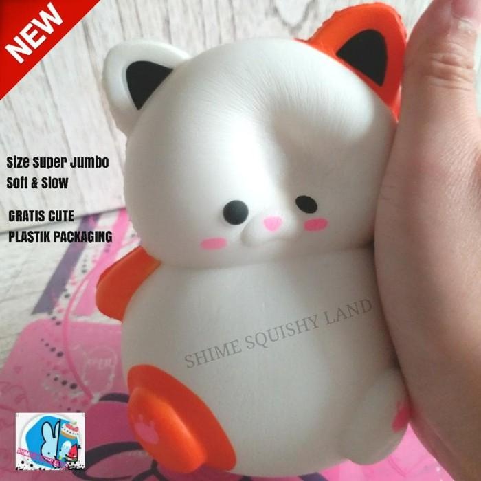 Squishy Murah Cute Kucing Soft & Slow Mainan Anak