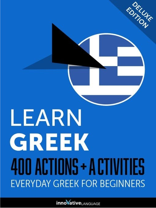 Learn Greek Ebook