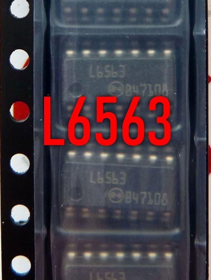 Jual L6563 L6563D L6563A Advanced Transition-mode PFC Controller SOP-14 -  Kota Depok - LisuInstrument | Tokopedia