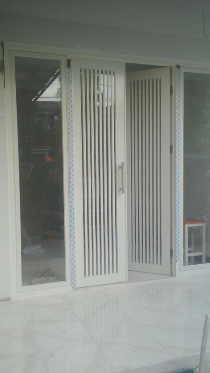 Jual Kusen Pintu Jendela Aluminium Kota Surabaya Bimo Glass