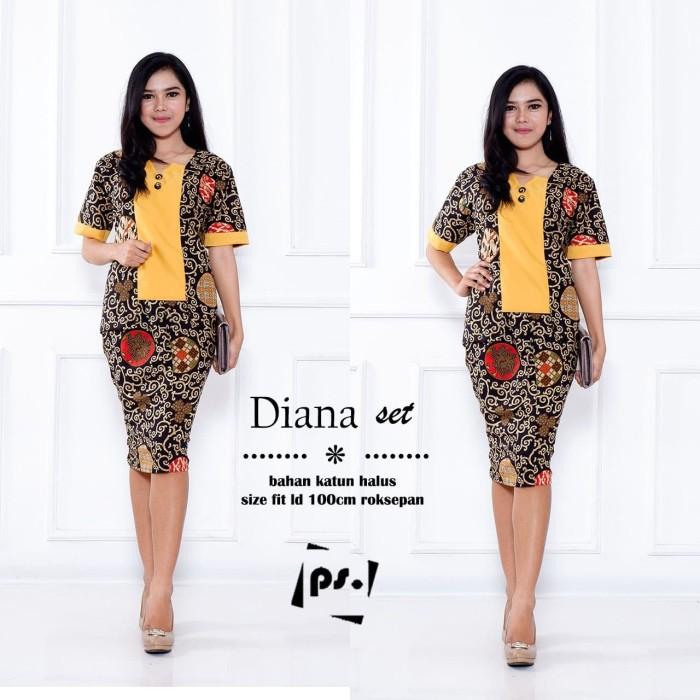 Katalog Batik Putri Diana Hargano.com