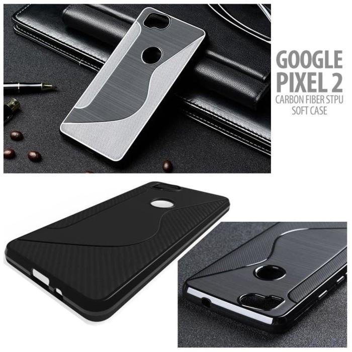 Jual Google Pixel 2 - Carbon Fiber STPU Soft Case Murah - DKI Jakarta -  gigashop17 | Tokopedia