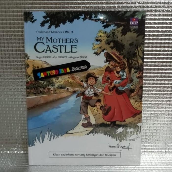 harga Childhood memories vol. 2 : my mother's castle by marcel Tokopedia.com