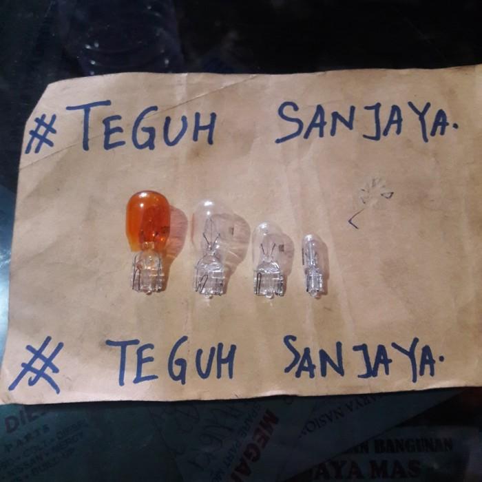 Foto Produk Bohlam colok / tancep T13 , T10 , T6.5 dari sanjaya motor dadap