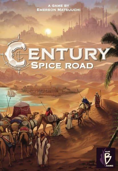 Harga Promo Century Spice Road Boardgame Board Game Original New