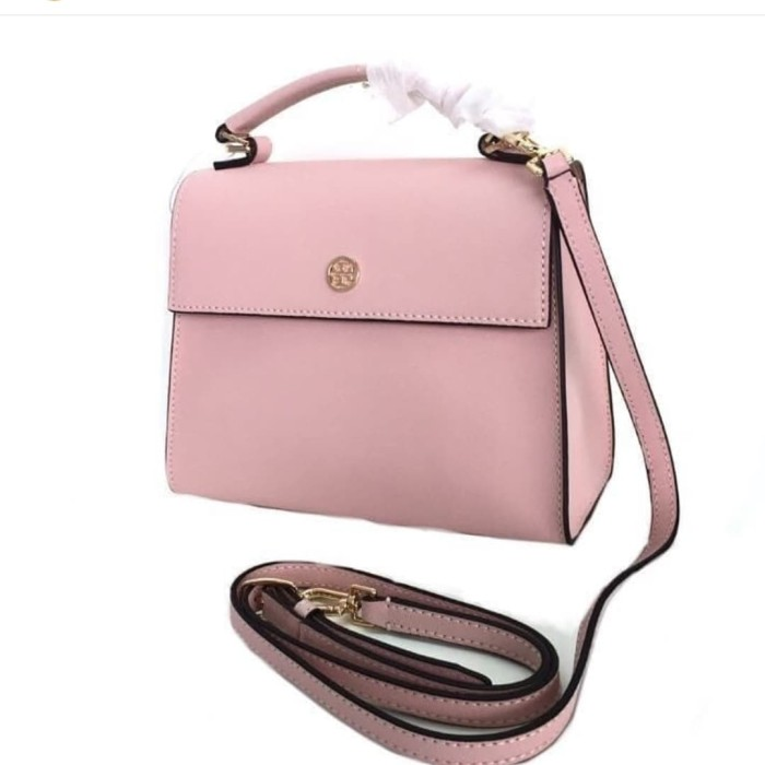 c5e1949d1270 Jual Tory burch parker small satchel - - US Authentic Bags