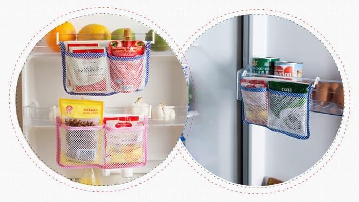 Jual Tas Gantung Pintu Kulkas Storage Bag Pouch Kantong Tempat Penyimpanan - MurahMeriah0002 | Tokopedia