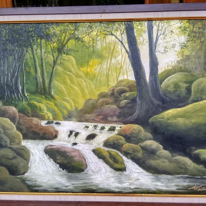 6600 Koleksi Lukisan Pemandangan Untuk Anak Sd Terbaru
