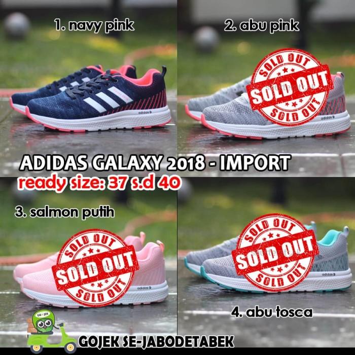Produk Branded E51t01 Sepatu Adidas Galaxy 2018 Import Sepatu Termurah E51j9 20978c23e8