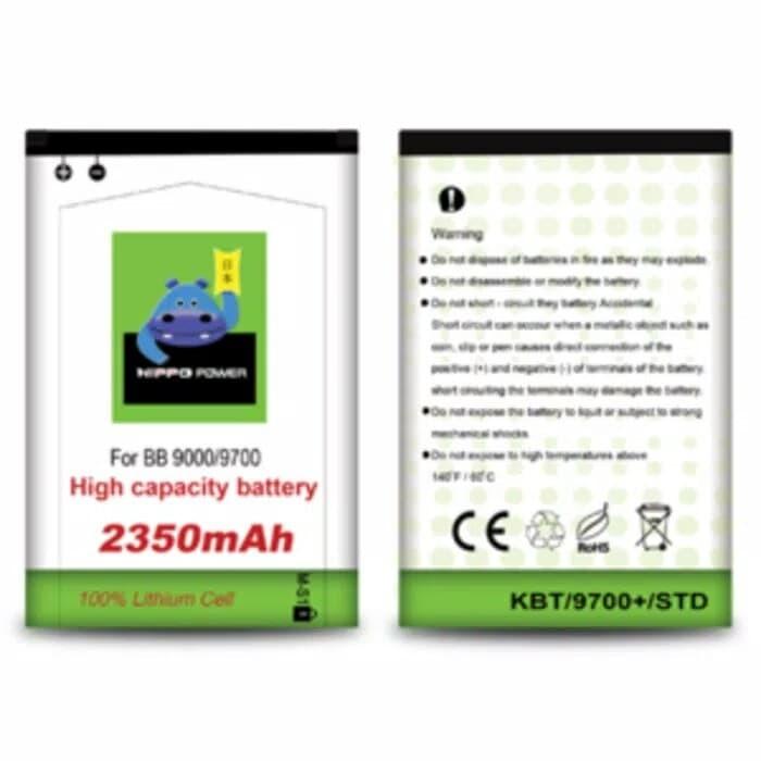 Hippo Baterai Blackberry Bold Onyk MS1 2350 mAh Original