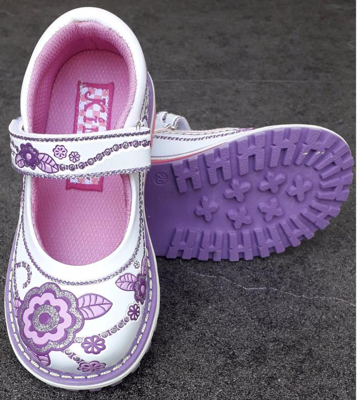 sepatu anak perempuan merk KIPPER type Diamond 2