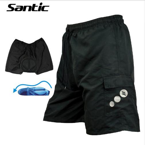 Foto Produk Celana Sepeda MTB Santic - Santic Loose Cycling Pant WC05003 dari toko883