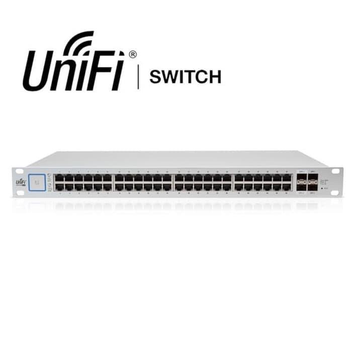 Ubiquity Unifi Switch 48 Port POE 750W US-48-750W